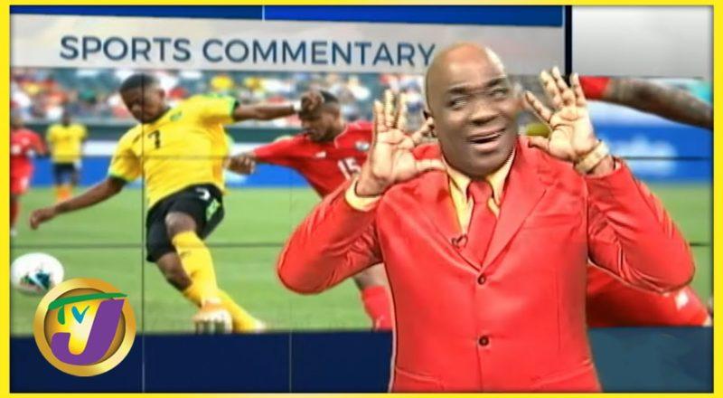 Reggae Boyz | TVJ Sports Commentary - July 26 2021 1