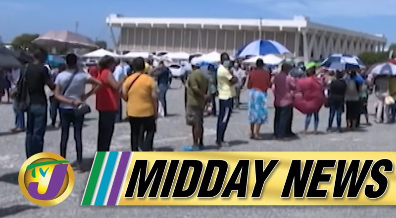 Tighter Covid-19 Measures Coming - PM | TVJ Midday News - July 27 2021 1
