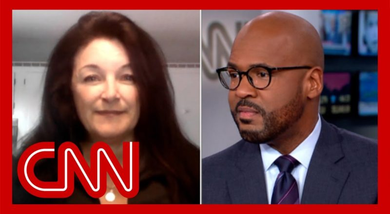 CNN host nearly ends interview after mask answer 1