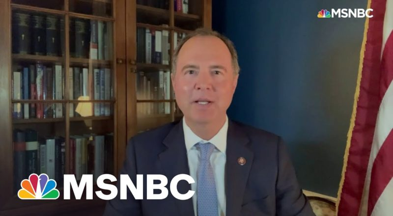 Schiff: With No 'McCarthy Disrupters,' Jan. 6 Testimony Went As Hearings Should 4