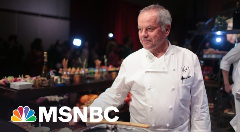 Wolfgang Puck's Secret To Preparing For The Next Pandemic 6