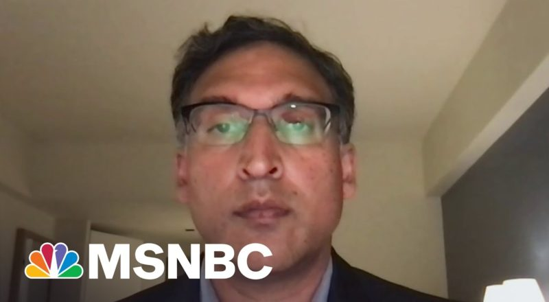 Neal Katyal: DOJ Decisions, Bad For Trump, Are 'Pro Rule Of Law' Decisions 1