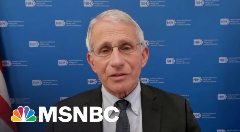 Dr. Fauci: The CDC Hasn't Changed, The Virus Has Changed 1