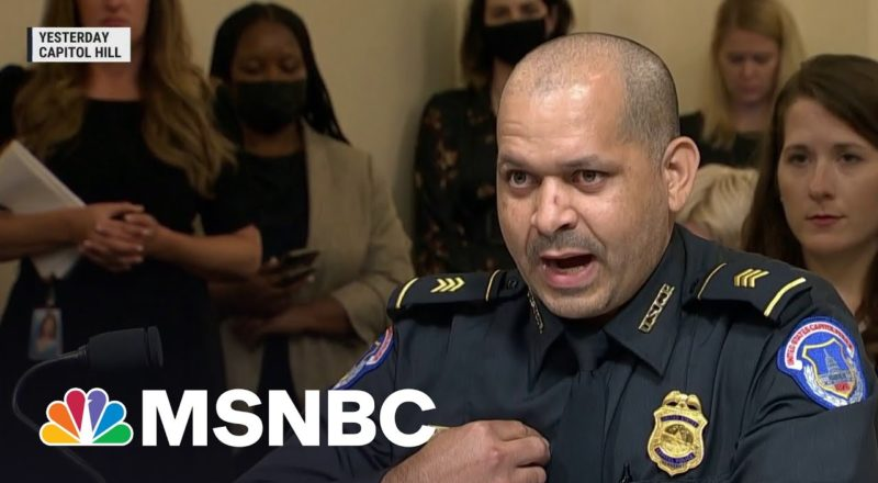Officers Deliver Emotional Testimony At First Committee Hearing 9
