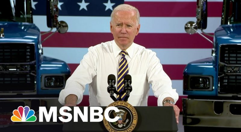 Biden Announces Plan To Support And Grow More American-Based Companies 1