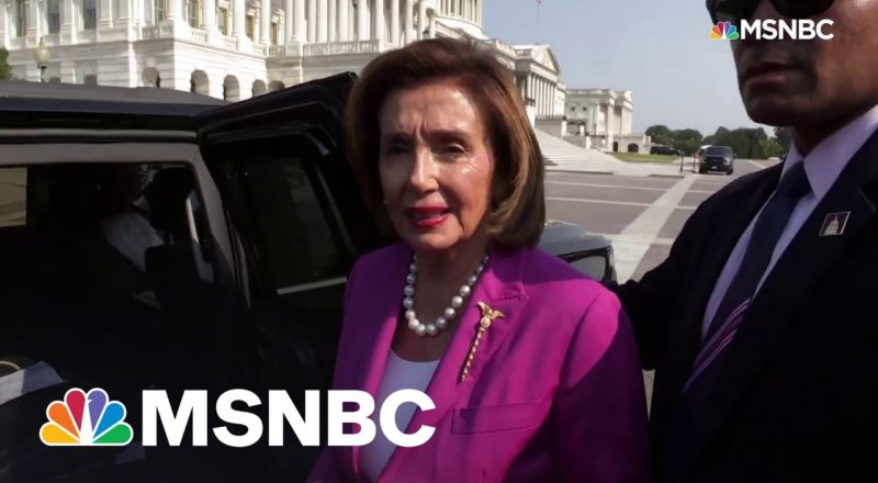 Pelosi Calls McCarthy A 'Moron' For His Comments On Mask Rules 1