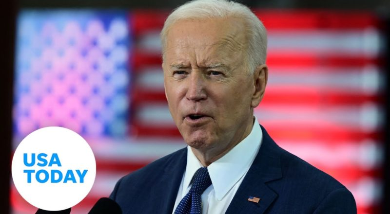President Biden delivers remarks at 'Buy American' event | USA TODAY 1