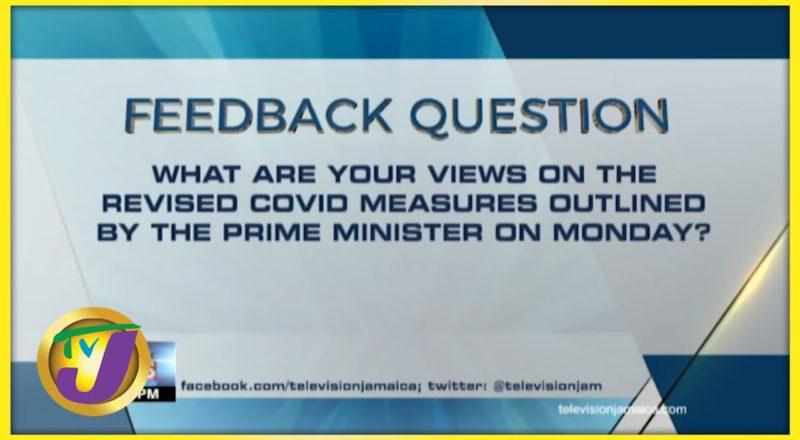 Feedback Question | TVJ News - July 27 2021 1