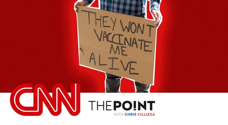 Why the unvaccinated live in an alternate universe 2