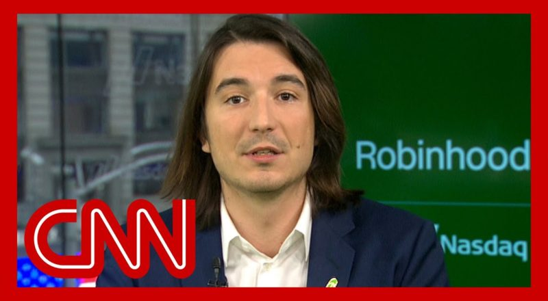 Robinhood CEO: We're relentlessly focused on the long-term 1