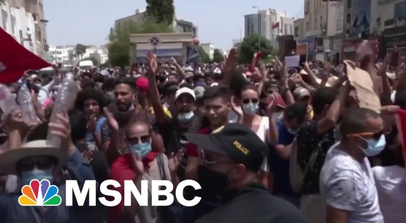 Tunisian President Fires Prime Minister, Freezes Parliament 1