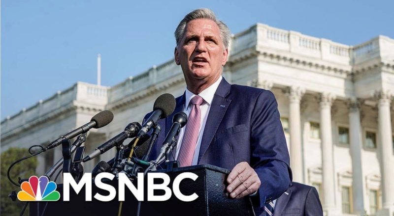 House Republicans Are 'Morally Bankrupt' Says Jan 6th Committee Member 1
