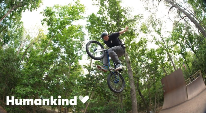 BMX rider flips into Olympic history | Winning Teams | Humankind 6