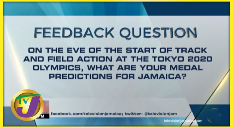 Feedback Question | TVJ News - July 28 2021 1