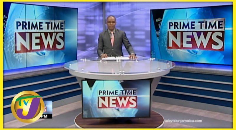 Jamaican News Headlines   TVJ News - July 28 2021 1