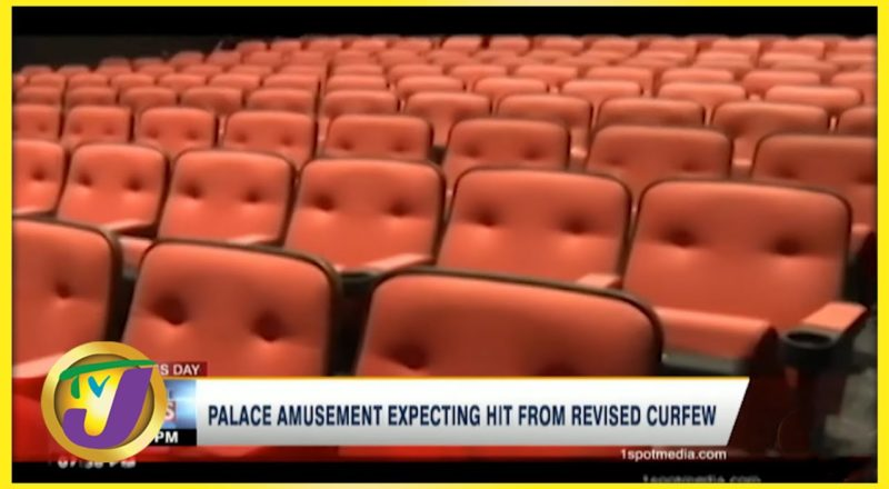 Palace Amusement Expecting Hit From Revised Curfew | TVJ Business Day - July 28 2021 1