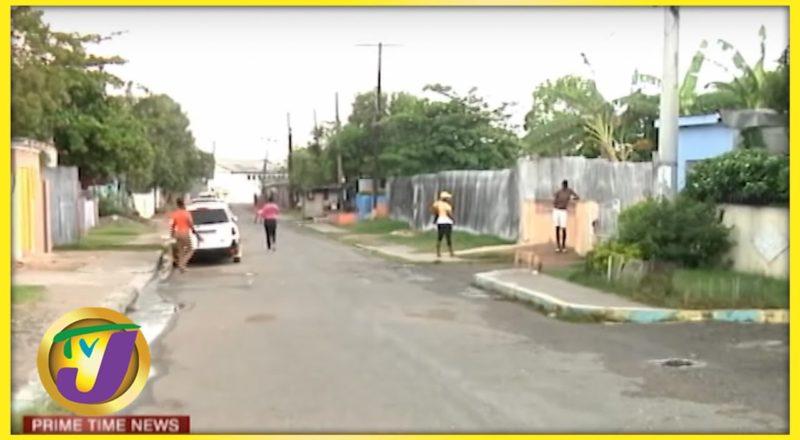 Elderly Woman Murdered in Waterhouse Jamaica   TVJ News - July 28 2021 1