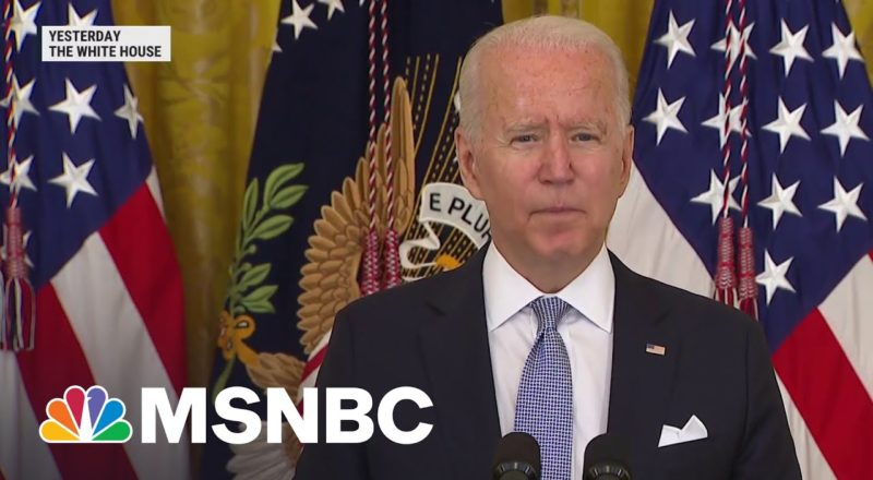President Biden Hopes To Revive Vaccine Effort With Rules, Incentives 3