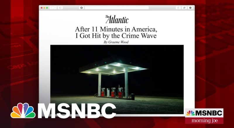 Hit By A Crime Wave After 11 Minutes In The United States 8