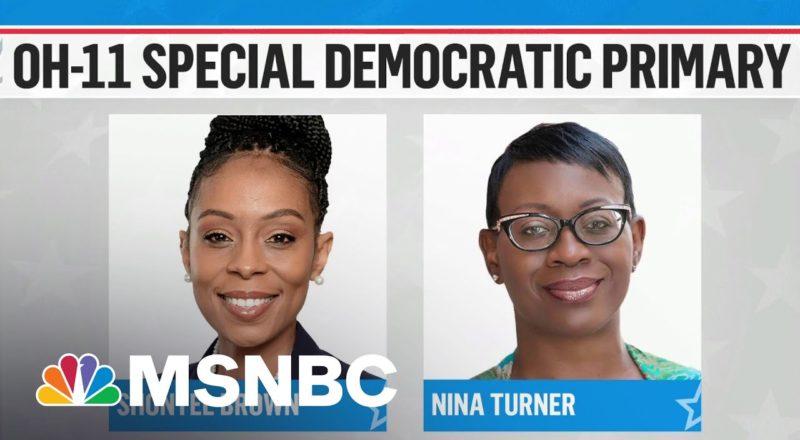 Ohio Special Primary Pits Progressive Vs. Establishment Democrats 8