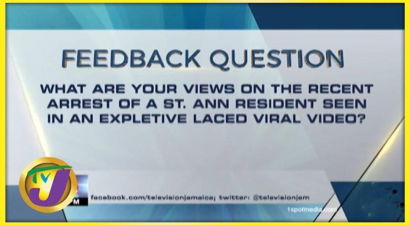 Feedback Question   TVJ News - July 29 2021 1