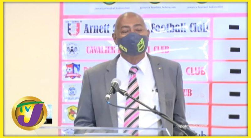 JFF Boss Confident in Reggae Boyz Coach - July 29 2021 7