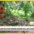 Man Held for Portland Farmer's Murder still not Charged | TVJ News - July 20 2021 13