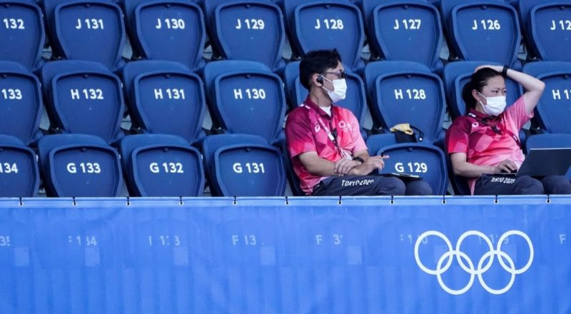 Two athletes ejected from Olympics after breaking COVID-19 rules 5