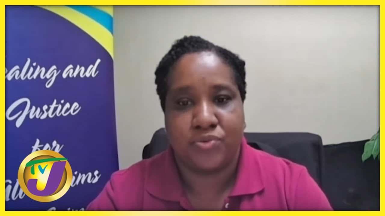 The Psychology of Victim Blaming   Dionne-Dawn Binns   TVJ Smile Jamaica 8