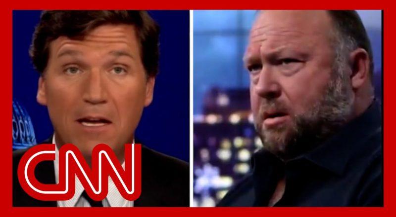Stelter: Fox News host is sounding a lot like Alex Jones 1