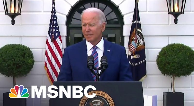 Watch President Biden's July 4th Remarks 1