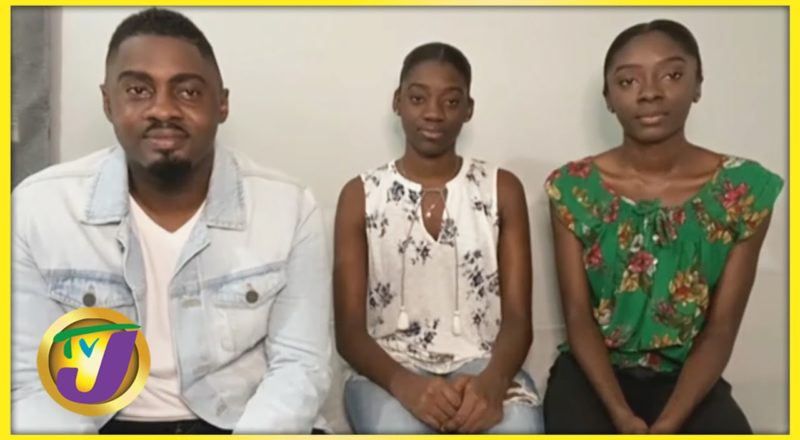 Jermaine Edwards & Daughters Build Furniture Empire   TVJ Smile Jamaica 1