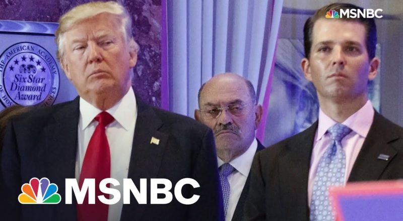 WaPo: Grand Jury Files Charges Against Trump Organization, CFO Weisselberg 9