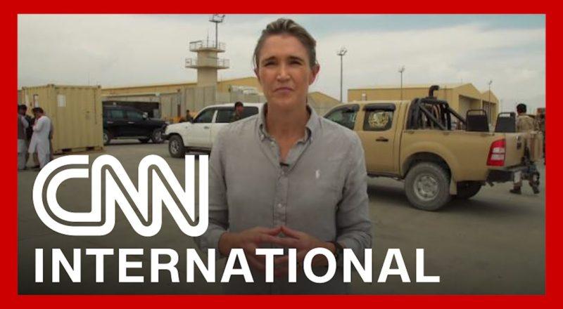 CNN goes inside Afghanistan's 'deserted' Bagram Airfield after US troops depart 1