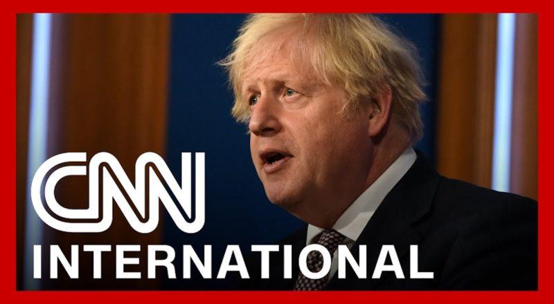 Boris Johnson ends mask mandate, nightclub restrictions 2