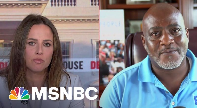 Voting Rights Are Being Restored For Millions Of Former Felons | MSNBC 1