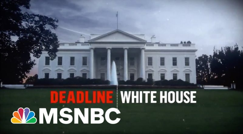 Watch Deadline: White House Highlights: July 5th | MSNBC 1
