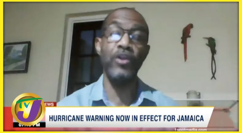 Jamaica Hurricane Warning | TVJ News - July 2 2021 1