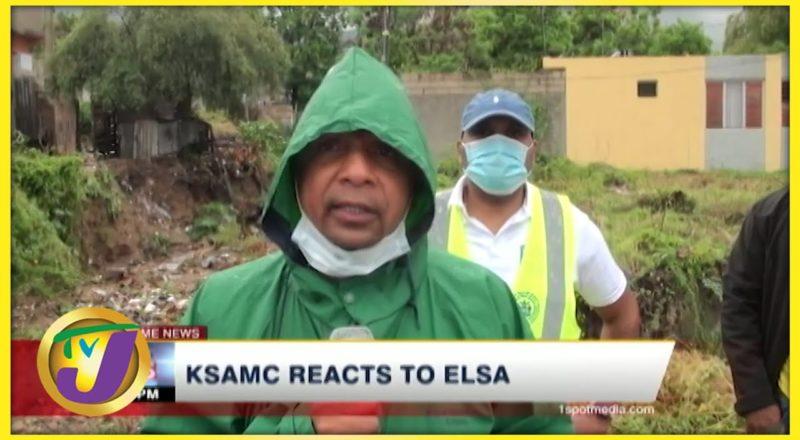 KSAMC Reacts to Elsa   TVJ News - July 4 2021 6
