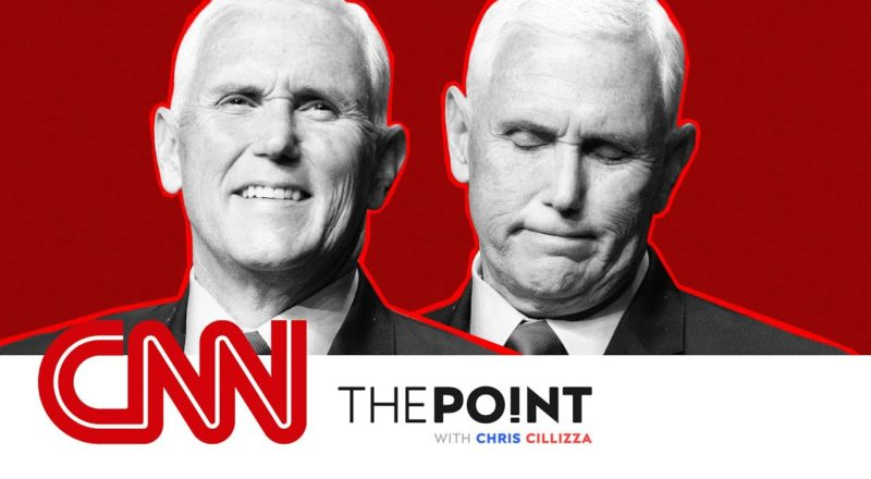 What, exactly, is Mike Pence doing? 8