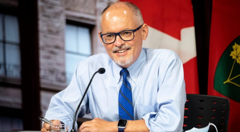 Vaccinations are key to keeping Delta variant at bay in Canada | Ontario's top doctor on COVID-19 1