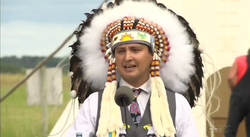 Cowessess First Nation Chief Delorme: 'We were supposed to flow down this river together' 5