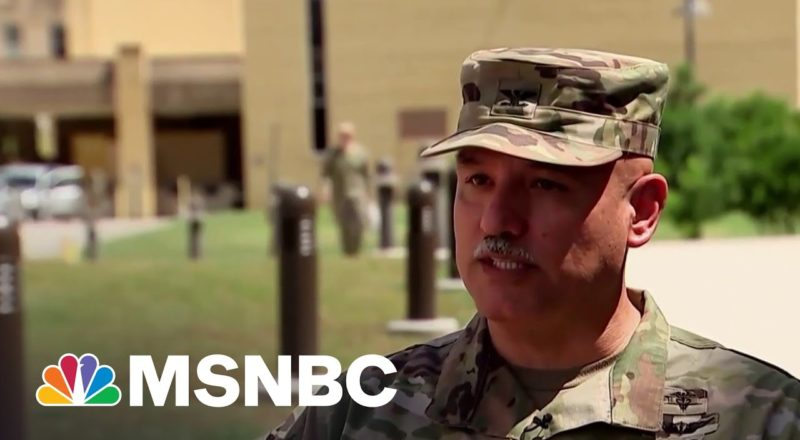 Despite Need For Health Care Workers, Military Medics Struggle To Find Jobs 6