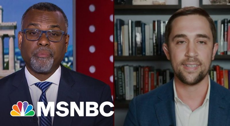 Eddie Glaude: We Must Confront The Ugliness Of Who We Are | MSNBC 1