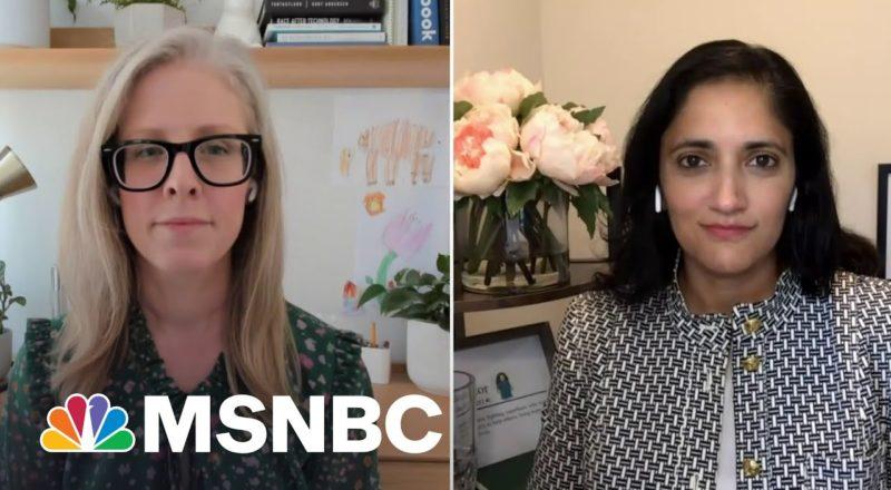 Brandy Zadrozny On Online Vaccine Misinformation | MSNBC 1