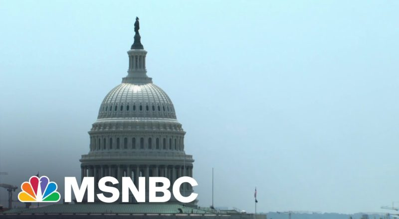 Bipartisan Caucus Backing 'Concept' Of Infrastructure Plan | MSNBC 1
