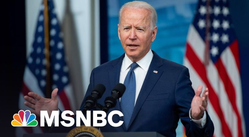 Biden Calls On More Americans To Get Vaccinated 1