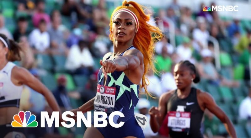 Sha'Carri Richardson Left Off Relay Team, Won't Compete In Olympics 1