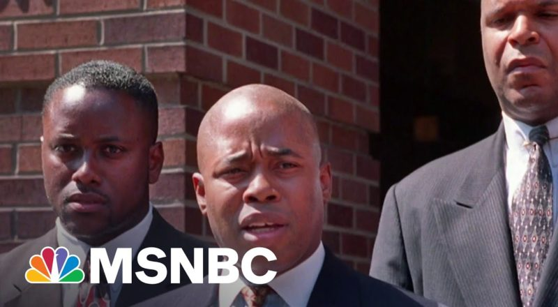 Eric Adams Wins NYC Democratic Primary For Mayor | MSNBC 1