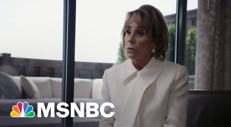 How At Age 50, Valerie Biden Owens Ventured Out On Her Own | MSNBC 1